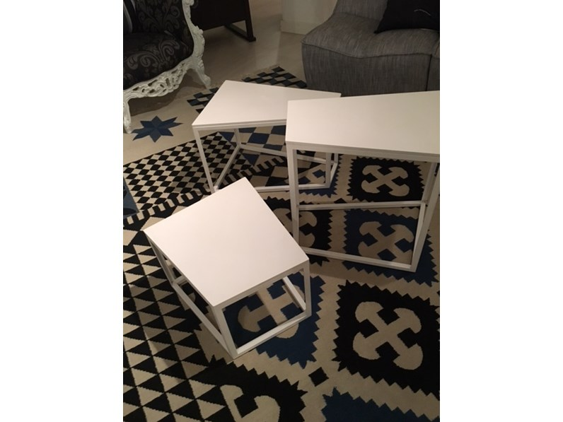 Tavolino filu 39 arflex a prezzi outlet for Di paolo arredamenti outlet