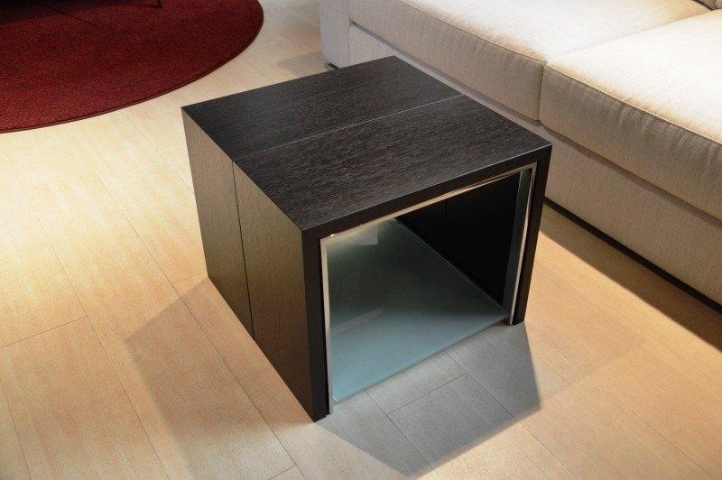 Flai design complemento incontro design legno tavolini for Flai arredamento
