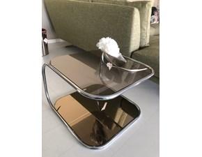 Tavolino Flou Bold flou in vetro a prezzo scontato