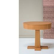 tavolini tv estraibili : ... estraibili su due lati, finitura in ciliegio naturale. prodotto