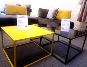 Tavolino in laccato lucido Coppia tavolini Moretti compact a prezzo scontato