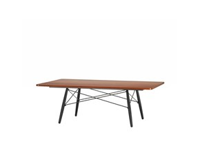 Tavolino in legno Eames coffee table Vitra a prezzo Outlet
