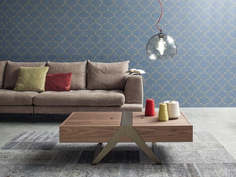 Tavolino Da Salotto Design.Tavolino In Stile Design In Legno Tonin Casa Tavolino Da Salotto Mod