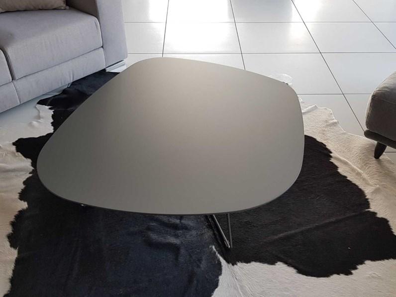 Tavolino kevin ditre italia laccato opaco in offerta outlet