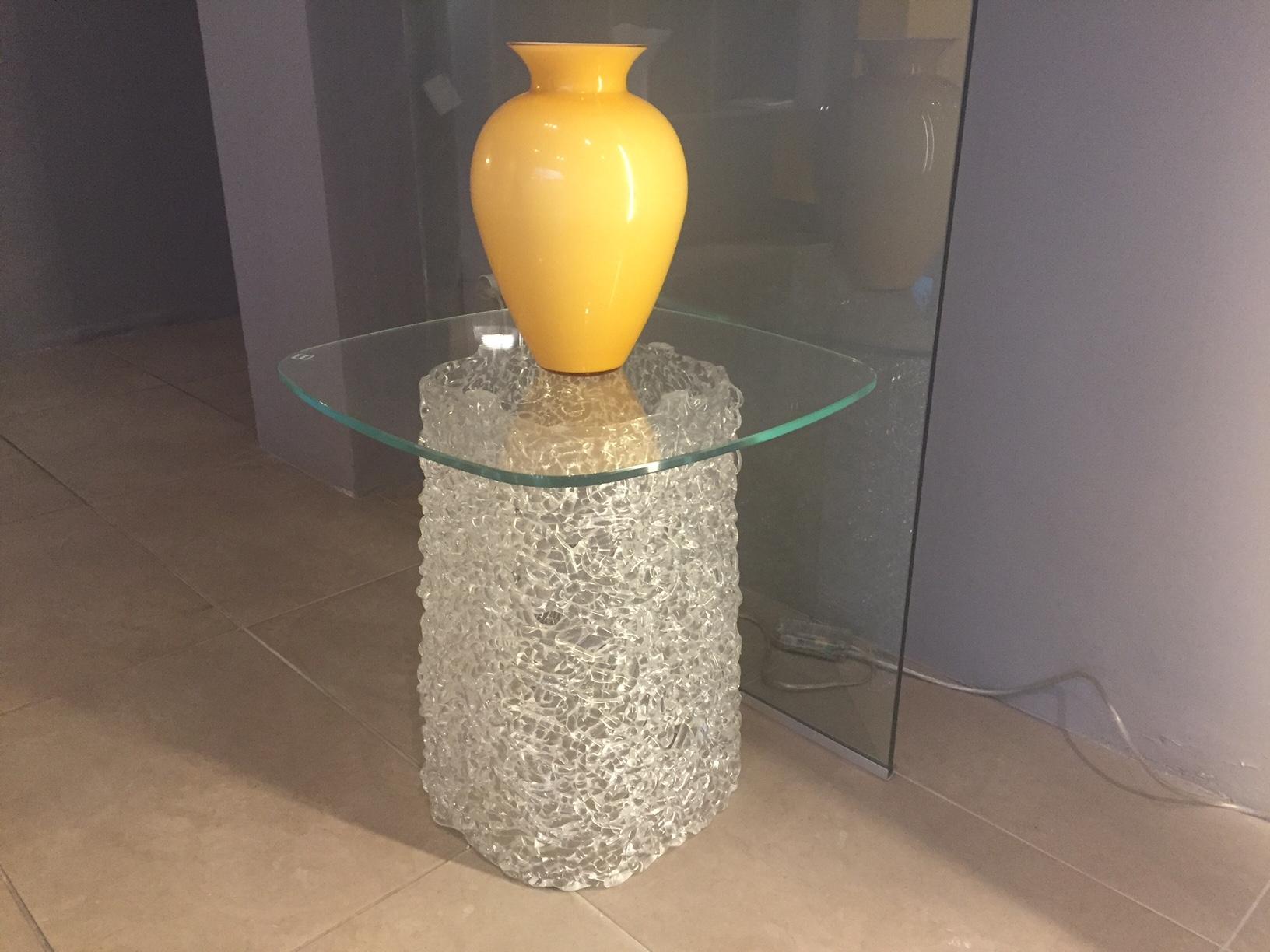 Tavolini da salotto tavolino fiam scontato complementi a for Tavolini vetro