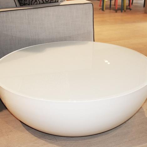 tavolino bonaldo con piano in vetro scontato del -60 ... - Bonaldo Porta Tv Moderno Prezzi
