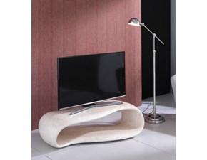 Tavolini In Vetro Porta Tv : Porta tv di design girevole bit arredo design online
