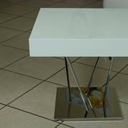 prezzi bontempi casa torino outlet: offerte e sconti - Tavolino Acciaio Laccato Ginger Bontempi