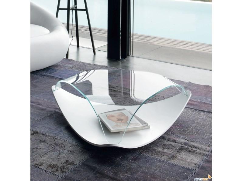 Tavolino quiet di tonin casa for Zanotti arredamenti