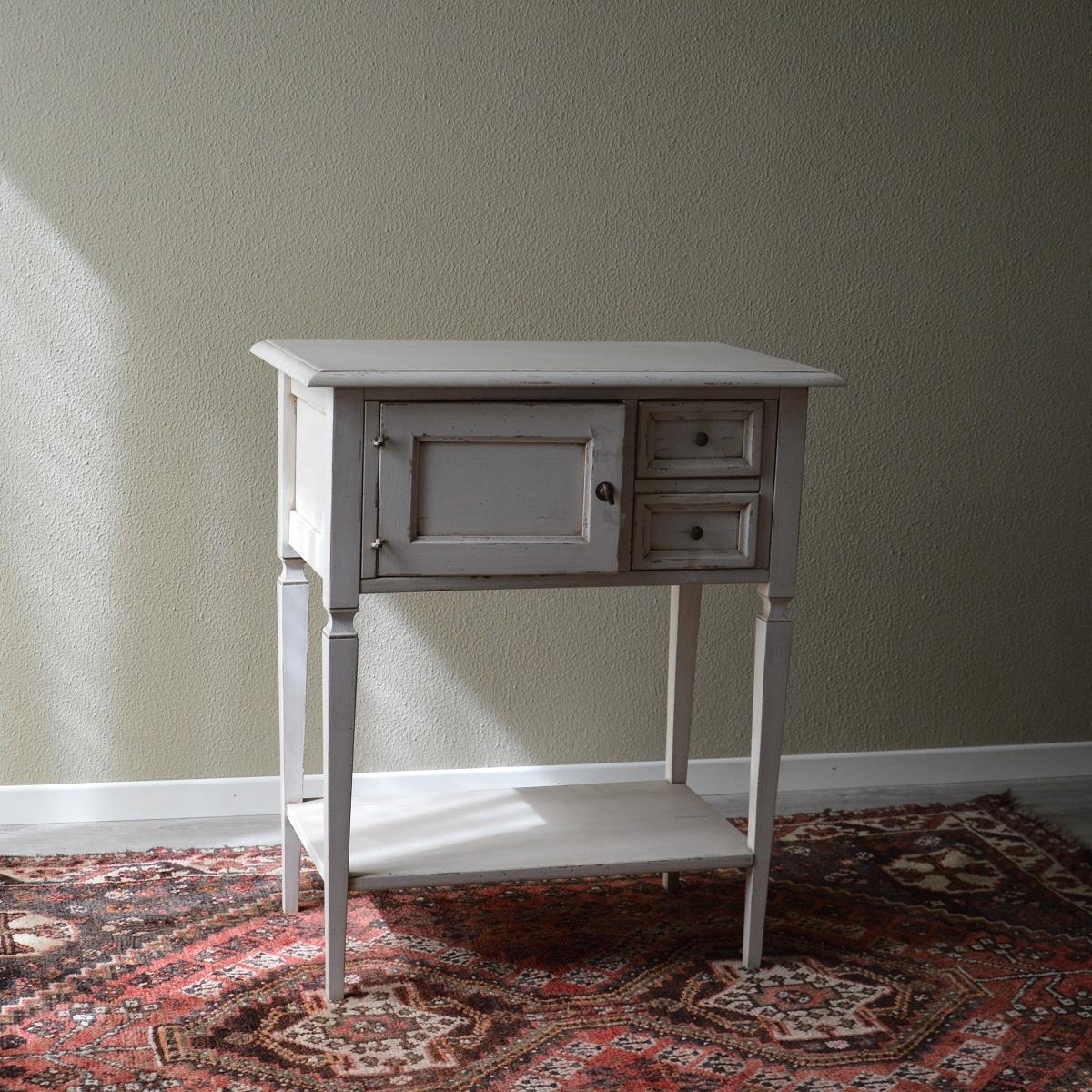 Tavolino rettangolare provenzale in stile shabby chic - Porte stile shabby chic ...