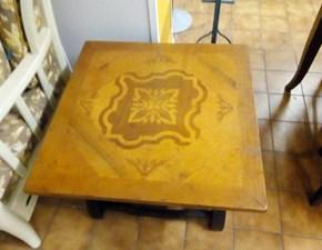 Tavolino stile Classico Bamar Qadro a prezzo scontato