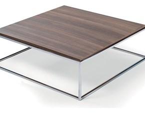 Tavolino stile Moderno Pezzani Lamina a prezzo ribassato