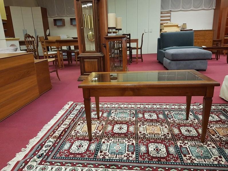 Tavolino Da Salotto Arte Povera Prezzi.Tavolino Tavolino Arte Povera Noce In Stile Classico Artigianale A