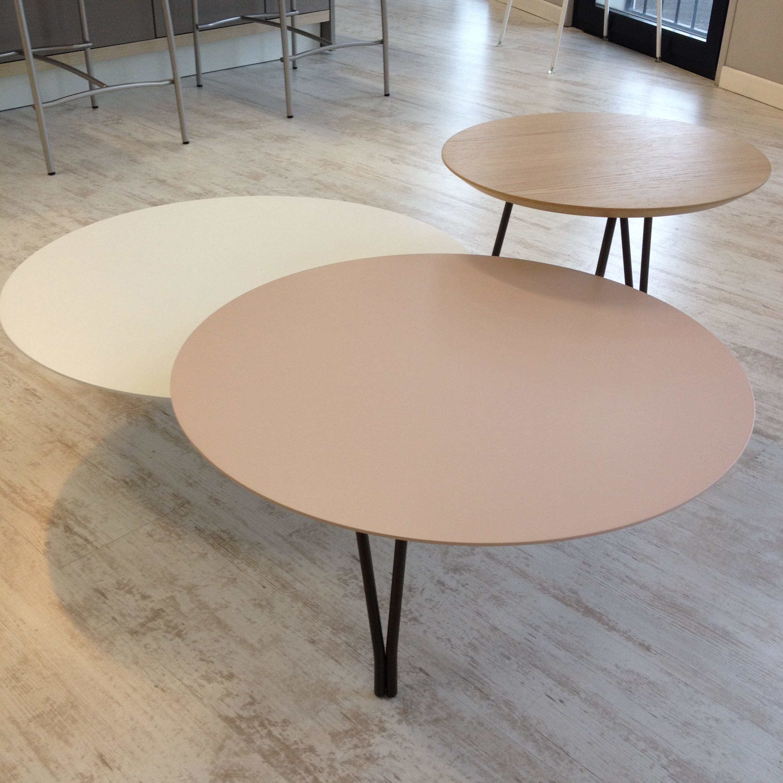 Tavolino da salotto log scontato del 28 complementi a - Tavolini tonin casa ...