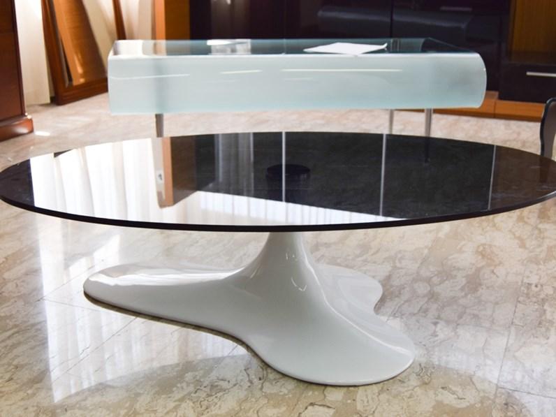 Tavolino Tonin casa Sogno in vetro a prezzo ribassato