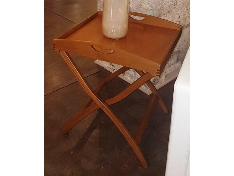 Tavolino vassoio a prezzo ribassato for Tavolino vassoio