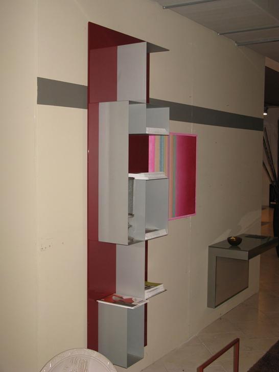 Tisettanta libreria square in promozione complementi a for Tisettanta outlet