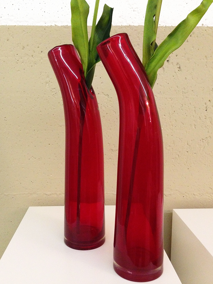 Vasi rossi design complementi a prezzi scontati for Vasi rossi moderni