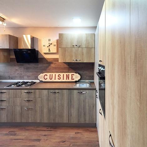 cucine con frigo a vista - 28 images - soggiorno con cucina a ...