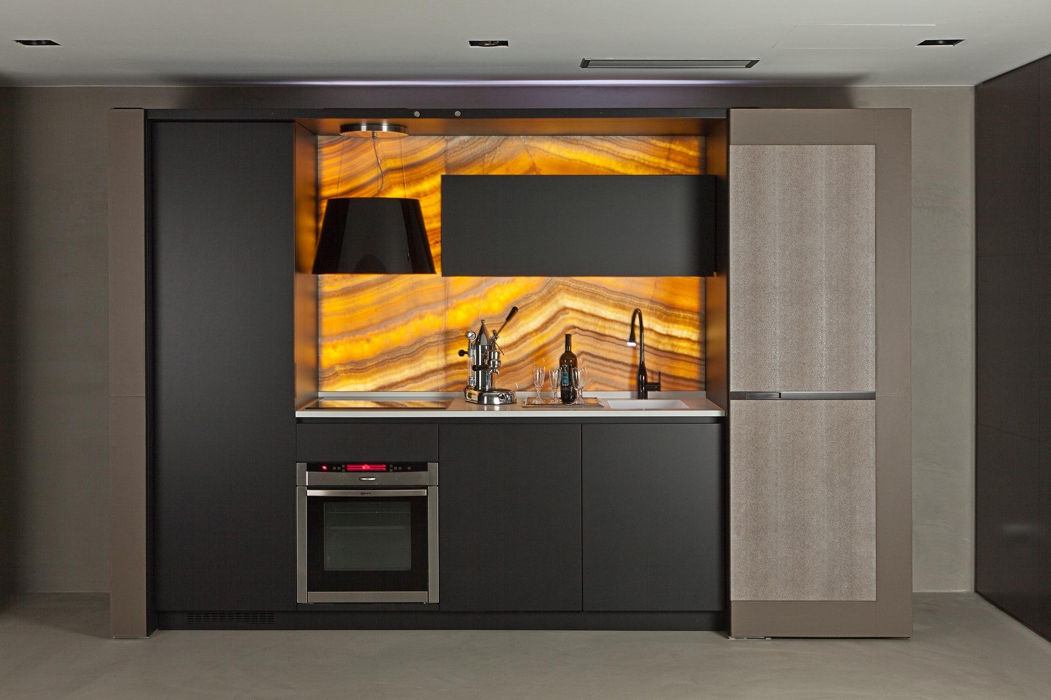 Quintessence cucina electra design cucine a prezzi scontati - Cucina a scomparsa prezzi ...