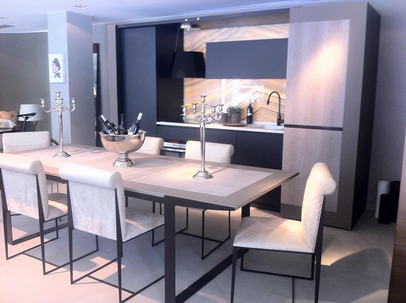 Quintessence cucina electra design cucine a prezzi scontati - Cappa cucina a scomparsa ...