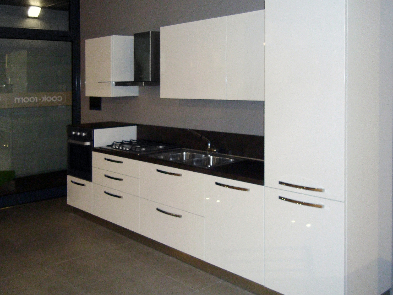 Cucina Moderna Bianca Lucida DX61 » Regardsdefemmes