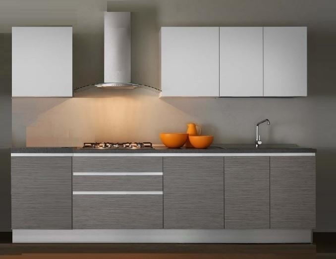 3 metri di cucina 3 colonne elettrodomestici rex - Cucine senza elettrodomestici ...
