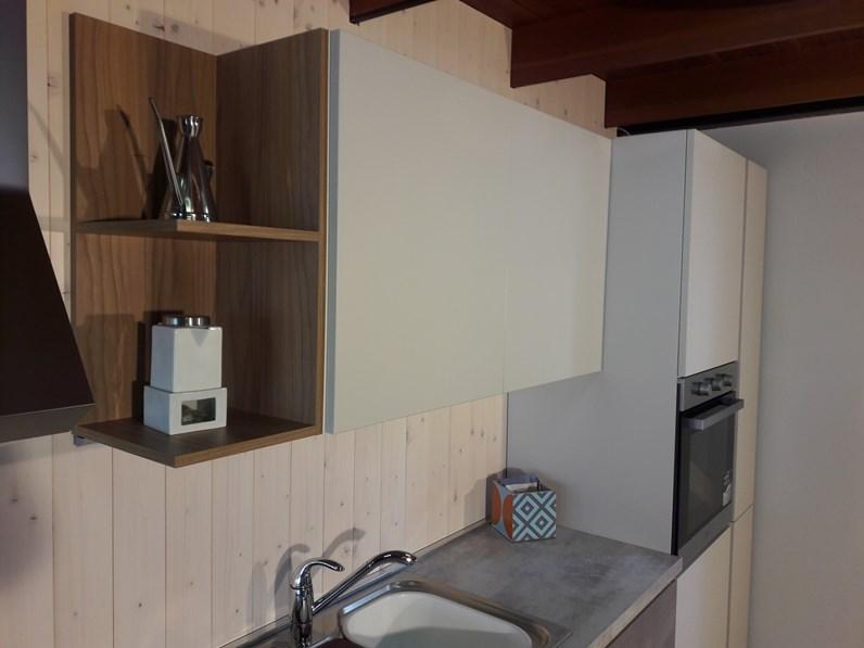 Promozione Offerta Cucina Moderna Completa Elettrodomestici.Cucina Lineare Gm Cucine Modello 22 Completa Di Elettrodomestici In Promozione