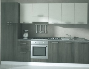 Cucina componibile moderna ALOE 3006