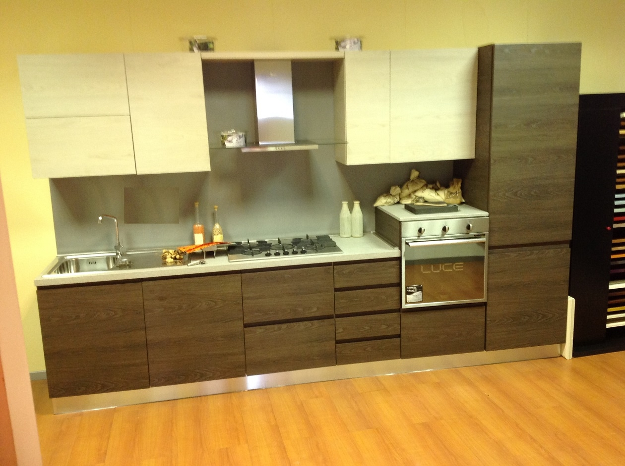 Ar due cucina arcobaleno design laminato materico cucine a prezzi scontati - Cucine ar due ...