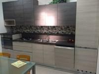 Ar-Tre Cucina Navarra Moderne Laminato Materico Neutra