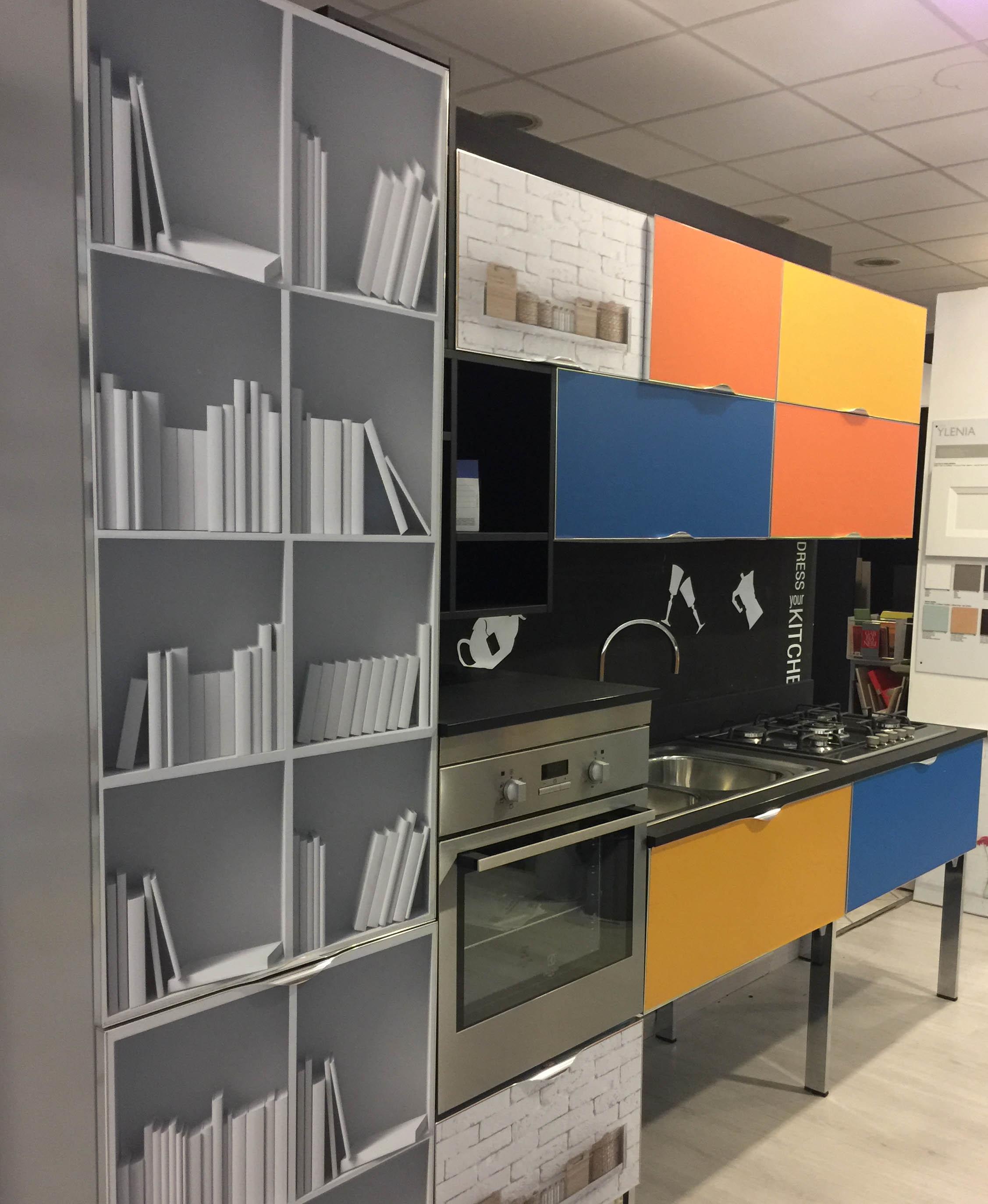 Aran cucine cucina cover scontato del 68 cucine a prezzi scontati - Aran cucine outlet ...