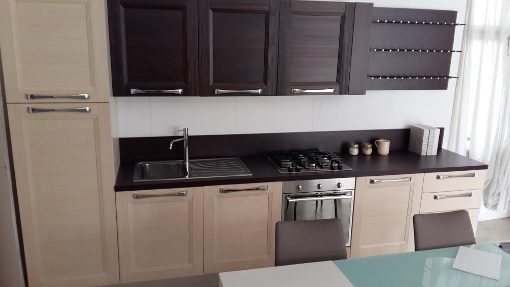 Aran cucine cucina ylenia moderno legno neutra cucine a - Cucine aran prezzi ...