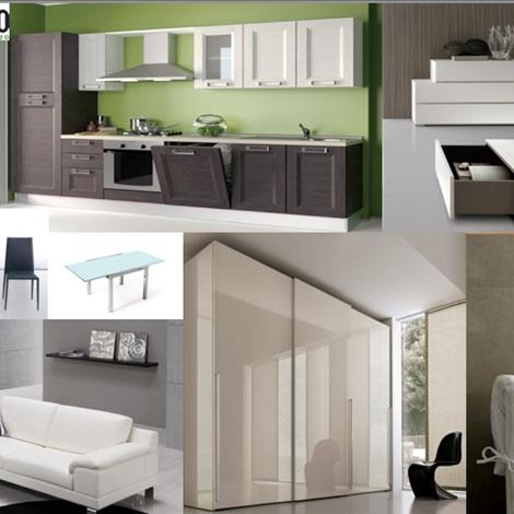 Arredamento casa completo ispirazione design casa for Arredamento completo napoli