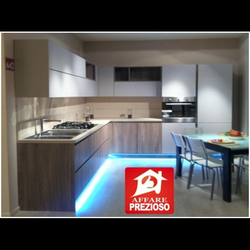 Arredo3 cucina plana wood scontato del 62 cucine a for Arredo 3 wood