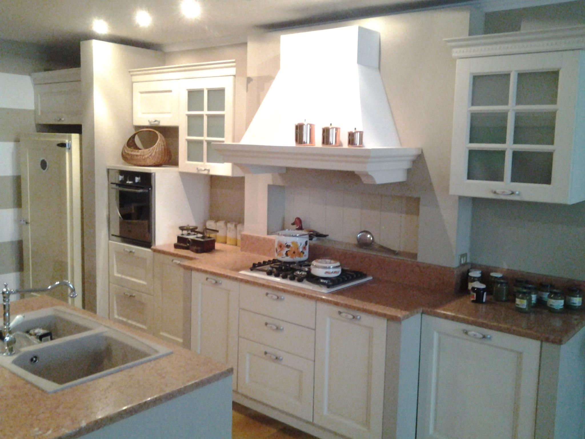 Arredo3 cucina virginia country legno magnolia cucine a - Arredo 3 cucine prezzi ...