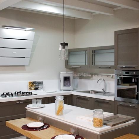 Arrex 1 cucina bianca scontato del 54 cucine a prezzi for Mopar arredamenti