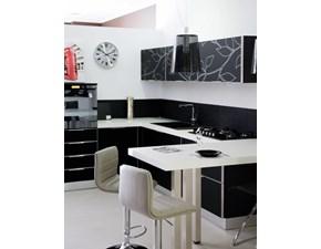 Arrex-1 Cucina Cristallo Design Vetro