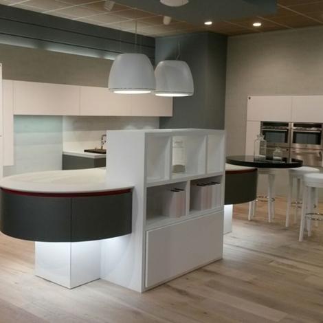 Cucina arrex 1 ducati curvarossa design laccate opaco - Cucine arrex qualita ...
