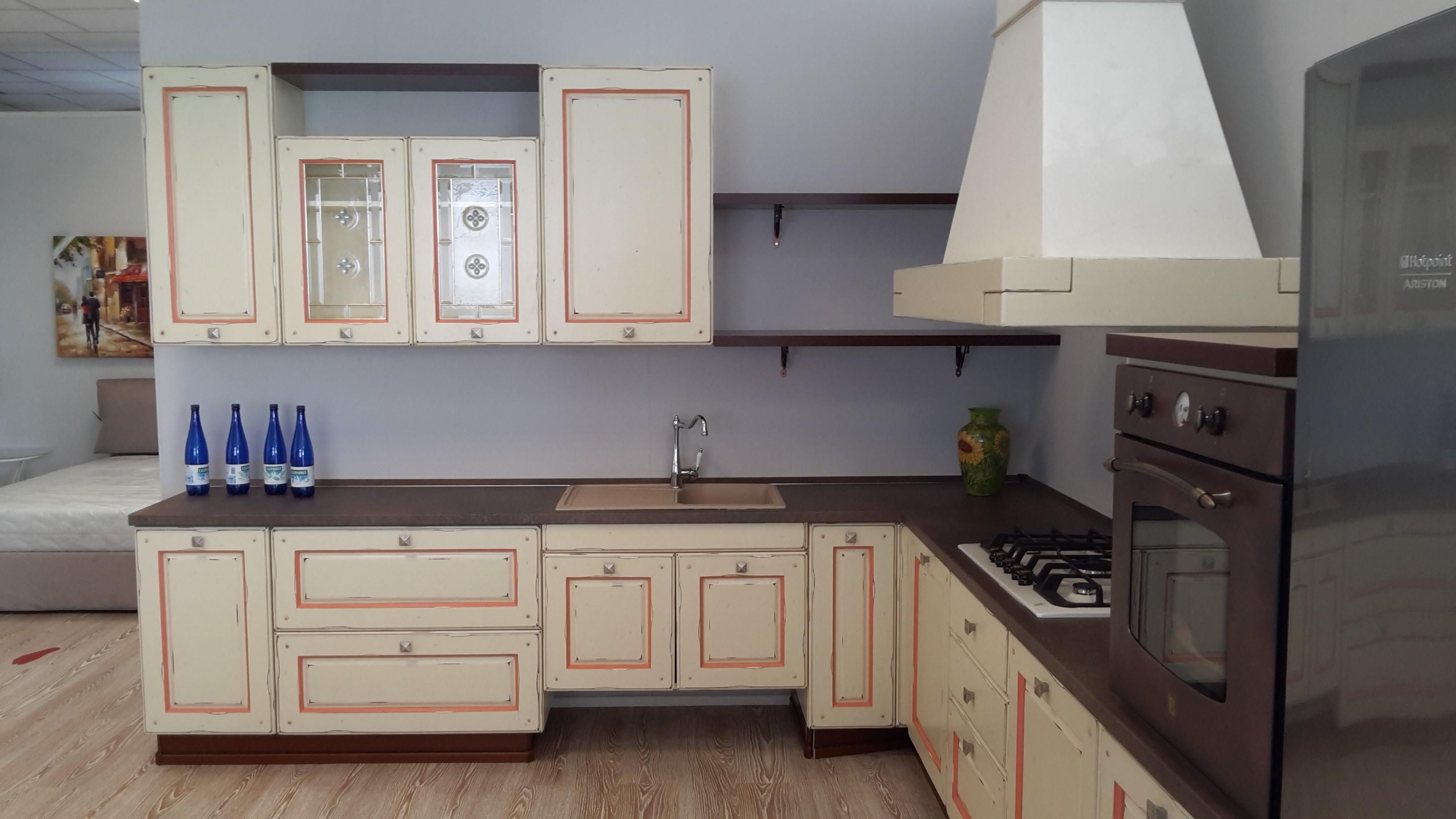 Arrex 1 Cucina Gloria Scontato Del  58 % Cucine A Prezzi Scontati #7A6351 3264 1836 Veneta Cucine O Arrex