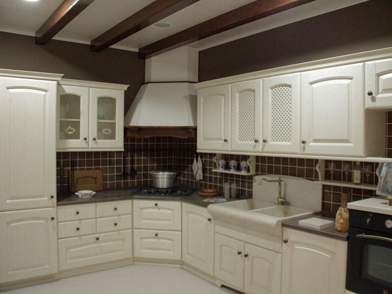 Arrex 1 cucina magda classiche legno neutra - Cucine arrex prezzi ...