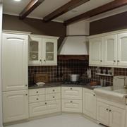 Cucina scavolini scavolini esprit classica legno bianca - Cucine baron prezzi ...