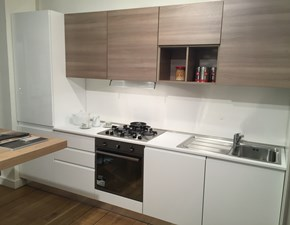 Cucina in laminato lucido Arrex Milano