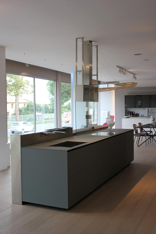 Cucina valcucine artematica vetro design vetro cucine a - Top cucina in vetro ...