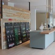 Cucina Valcucine Artematica vetro Design Vetro