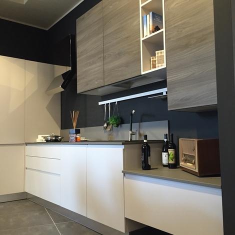 Artre cucina flo moderna laccato opaco cucine a prezzi for Cucina moderna 3 60