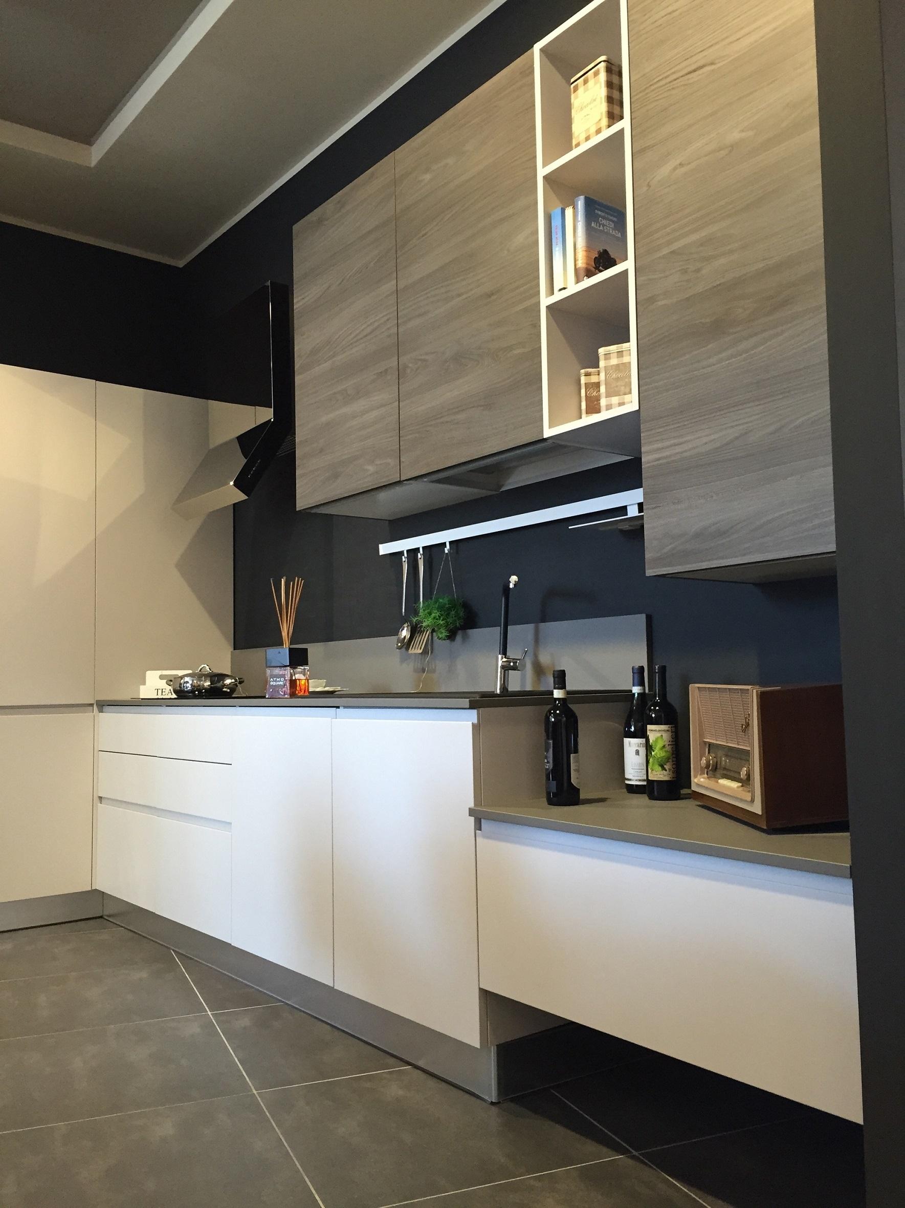 Artre cucina flo moderna laccato opaco cucine a prezzi scontati - La cucina di flo ...