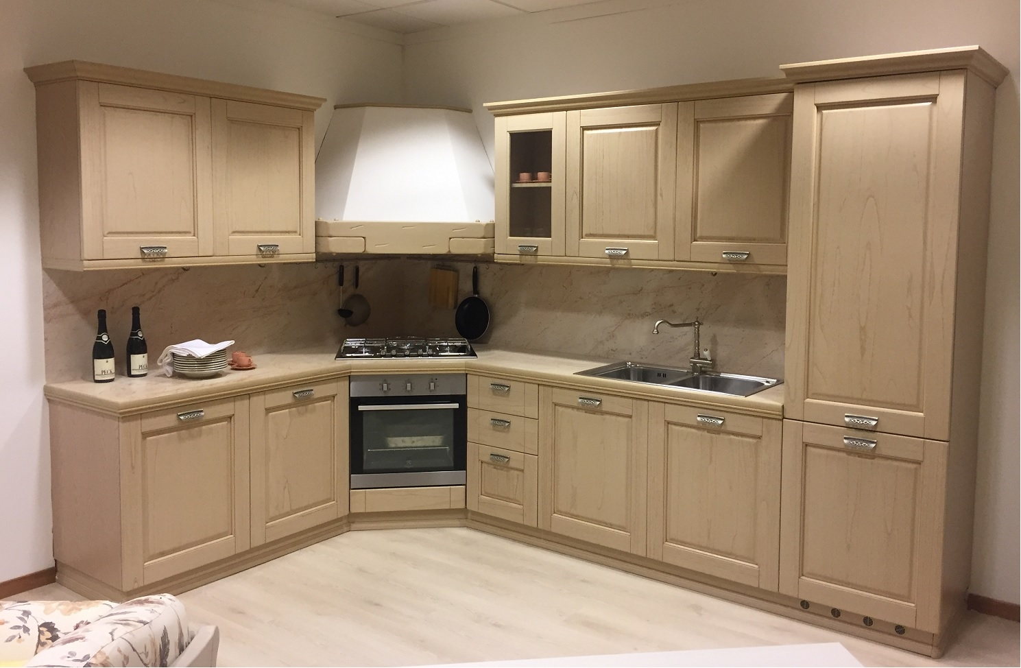 Astra cucine cucina aurora scontato del 40 cucine a - Aurora cucine outlet ...