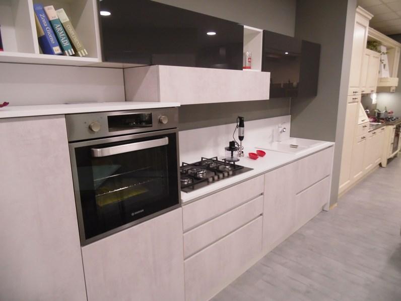 Astra cucine cucina sp 22 tecnomalta laminato effetto - Cucine astra opinioni ...