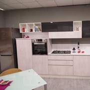 astra cucine cucina sp 22 tecnomalta laminato effetto cemento scontato del 51